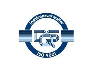 Schiebe und Collegen ist als Kanzlei nach ISO 9001 zertifiziert