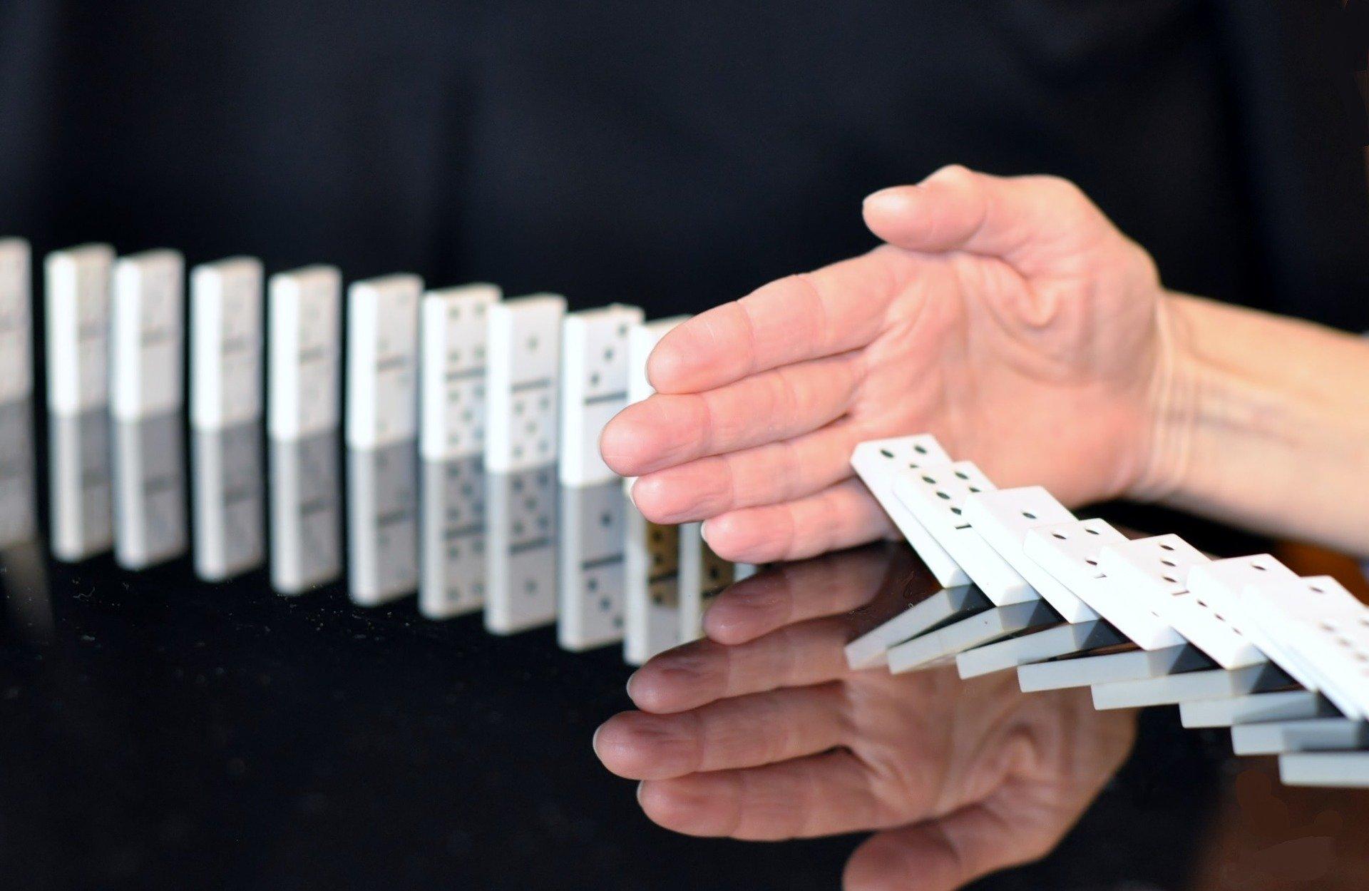 Den Domino-Effekt Stoppen